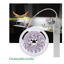 Đèn Led dây cảm ứng tự động sáng khi có người di chuyển ,tiện lợi dễ dàng  lắp đặt ở nhiều vị trí trong nhà. chính hãng