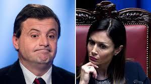 Scontro Calenda Carfagna twitter, l'azzurra: