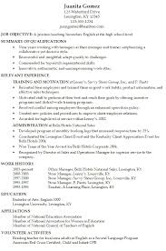 Teen Resume Example | Resume Examples And Free Resume Builder