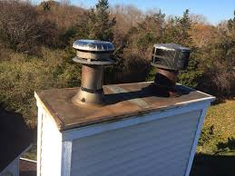 chimney flue cover plate
