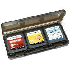 If performed as part of a system transfer, drag all folders to the desktop as they appear. Amazon Com Assecure Black 6 Game Card Holder For Nintendo 3ds Ds Ds Lite Dsi Ds Video Games