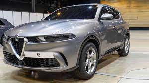 Victory By Design Alfa Romeo Alfa Romeo Tonale Leaks Showing Italian Compact Crossover Early