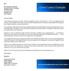 Sir Or Madam Cover Letter Dear Madam Or Sir Cover Letter