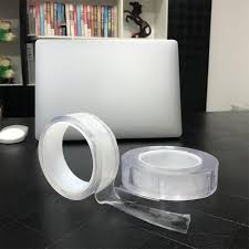 <b>Heavy Duty Double</b>-Sided Adhesive Tape Roll – Life Booster Shop