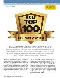 list of healthcare companies