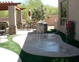 residential splash pads splash pad diy item list playground ideas homemade