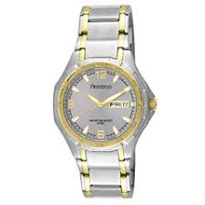 armitron watches armitron watch collection jcpenney armitron® mens two tone stainless steel watch