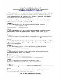Objective For Job Resume Inspiration Resume Job Resume Objective Examples Drupaldance Templates