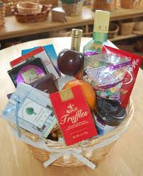 gift baskets the perfect gift because everyone eats