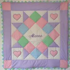 Baby Girl Quilt Patterns Baby Quilts Personalized Baby Quilts ... & Baby Girl Quilt Patterns Baby Quilts Personalized Baby Quilts Customized Baby  Quilts Personalized Baby Quilts Pinterest Adamdwight.com