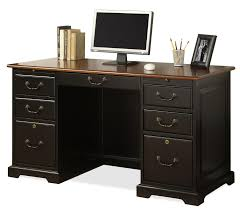deck screen desk office furniture. Riverside Furniture Bridgeport 54 Inch Desk - Item Number: 7154 Deck Screen Desk Office Furniture N