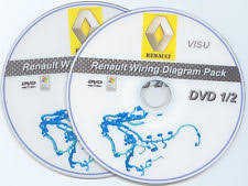 renault scenic wiring diagram ebay Renault Scenic Wiring Diagram renault wiring diagram megane,scenic,trafic,twingo,vel satis, dci pack renault scenic wiring diagram pdf