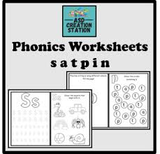 Worksheets are literacy teaching guide phonics, letter game word list teacher notes sound, letters sounds and pictures matching game, phonics s. Phonics And Letter Formation Bundle Satpin By Asd Creation Station