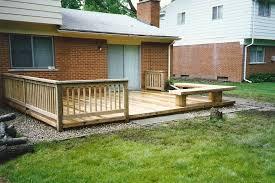 mobile home deck designs. deck designs decks mobile homes double wide home l