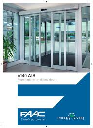 a140 sliding door operator 1 8 pages