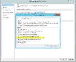 Microsoft Office Sharepoint Designer 2007 Classy Different Ways To Clear The SharePoint Designer Cache Ehi Kioya