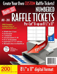 Perforated Raffle Ticket Sheets Coolest 18 Raffle Tickets Office Supplieser