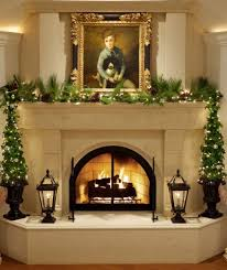 Amazing christmas fireplace mantel decoration ideas Wreath Elegant Christmas Decorating Ideas For Fireplace Mantel Pinterest Christmas Fireplace Mantel Decoration Ideas Interior Aura