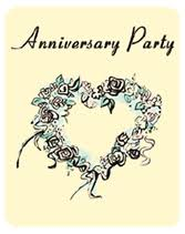 Anniversary Party Invitation Templates Under Fontanacountryinn Com