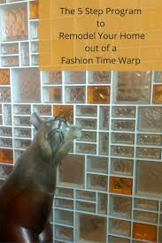The 5 Step Program to Remodel Your Home out of a Fashion Time-Warp. Glass  Blocks ...