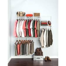 4 ft to 6 white wire closet organizer kit with cute maid closetmaid shoe shelf 5 closet organizers organizer systems maid closetmaid kit