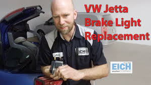 2012 Vw Jetta Brake Light Replacement How To Change Brake Light Bulbs On A Volkswagen Jetta Eich Volkswagen