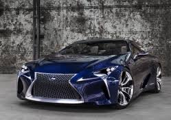 lexus wallpaper.  Lexus Lexus LF_LC Blue Concept U00272012 In Wallpaper S