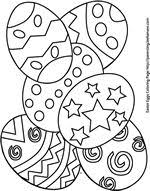 60 Best Easter Coloring Pages Images On Pinterest In 2018 Coloring