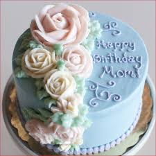 Birthday Wishes With Flowers Images Flower Shaped Cake Design