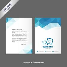 catalog template free video brochure template