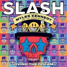 <b>Living the</b> Dream (<b>Slash</b> album) - Wikipedia