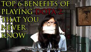 top 6 benefits of playing dota 2 that you never know youtube