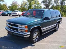 1995 Chevrolet Tahoe Specs and Photos | StrongAuto