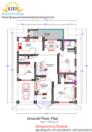 india home plan and elevation 1800 sq ft kerala home design for house plan 2000 sq ft