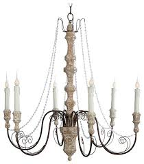fascinating french country chandelier crystal swag french country large 6 light chandelier catania vintage french country