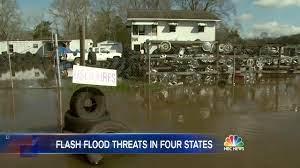 States of Emergency: Flood Warning in ...