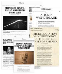 Newspaper Template Olden Times Old Time Newspaper Templates Clipart Images Gallery For Free