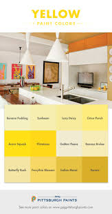 Yellow Paint Colors For Kitchen 17 Best Images About Yellow Paint Colors On Pinterest Smiley