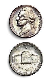 Silver Jefferson Nickel Value Chart