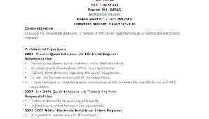 Resume Formats Word Basic Resume Examples Job Resume Sample Format ...