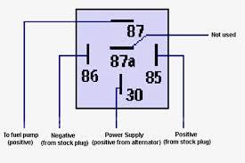 accessory relay wiring diagram diagram Car Horn Relay Wiring Diagram Three Wire Horn Relay