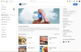Desktop Design Adobe Is Redesigning Creative Clouds Desktop App As A Hub