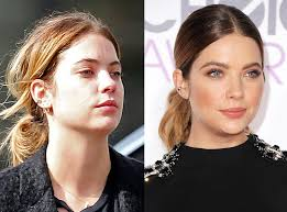 ashley benson from stars without makeup