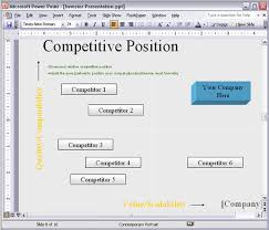 ppt business plan presentation bizplanbuilder business plan template software table of contents