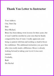 How To Write Thank You Letter To Teacher Principal How
