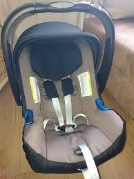 britax baby safe plus shr ii car seat fossil brown isofix base