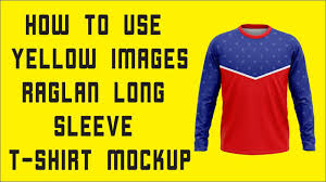Download any mockups you like and use them for showing your ideas, making presentations and surprise anybody with your talented ideas. How To Use Yellow Images Raglan Long Sleeve T Shirt Mockup Tagalog Yellowimages 3dmockup Mockup Templates T Shirt Mockup Tshirt Mockup Long Sleeve Tshirt
