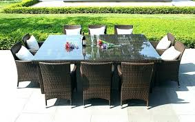 round outdoor table setting round outdoor table setting dining outdoor dining chairs wicker dining room furniture