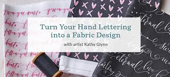 Calligraphy Backgrounds Turn Your Hand Lettering Into A Fabric Design Backgrounds