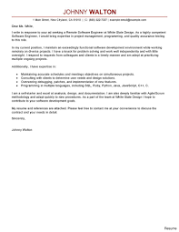 Software Engineer Resume Cover Letter Developer Resume Template Software Within Database Entry Level 2
